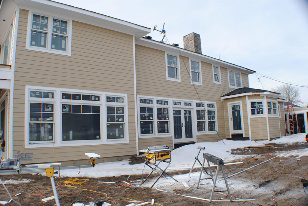 Bayport Hardie Siding Contractor Bayport Long Island